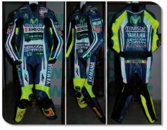REPLICA YAMAHA MOVISTAR MOTOR BIKE SUIT