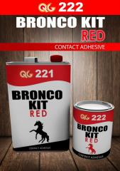 Bronco Kit - CONTACT ADHESIVE for Wood,Tiles, Rubber, Plastic, Leather, Carpet Industry