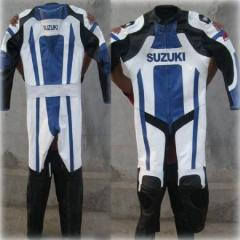 Leather Motorbike Motorcycle Suit