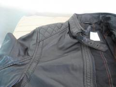 Finish leather , leather jackets, gloves and other