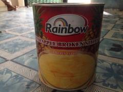 Rainbow Canned pineapple