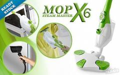 Steam Master Mop X6 6 in 1 in Pakistan (Free Shipping)