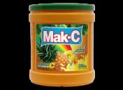 Mak-C PINEAPPLE 2.5kg Tub