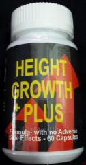 Height Growth Plus Increase Height With in 1 Month
