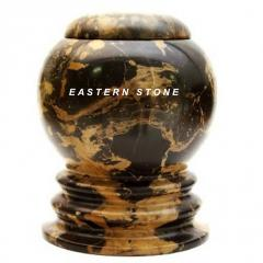 ONYX, MARBLE, FOSSIL STONE URNY, URNEN, URNA, URN, URNAS, FUNERAL PRODUCTS
