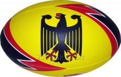 Match Rubber Rugby Ball Size 5 450g