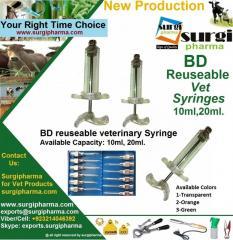 Veterinary Syringes