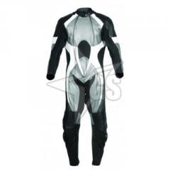 High Profile Leather Motorbike Suit /100 % Genuine
