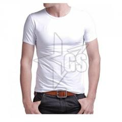 1 dollar white blank t shirts manufacturers