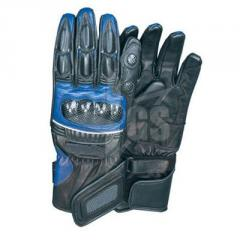 Cow Leather Motorbike Racing Gloves, Bike Leather