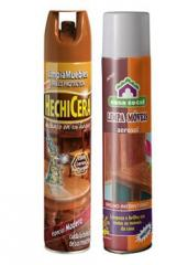 —Hechicera Leather and Furniture Polish