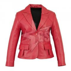 Cheap Pakistan Leather Women popular casual jacket