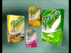 Pokola flavoured milk