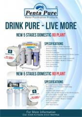 Water filter and Reverse osmosis - Best water filtration system
