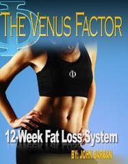 Venus Factor Women Weight Loss Program