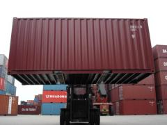 Used and new shipping containers available for sale