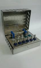 Bone expander kit Bone compression kit alternative