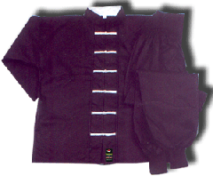 Kung-fu uniforms