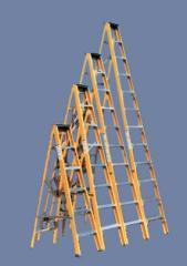 Fiberglass Extendable Ladders, A-Type Ladder, Scaffolding, Hoop Ladders