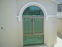 Aluminum windows & door