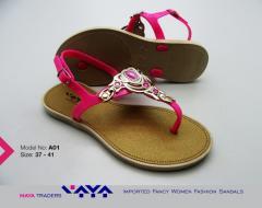 New Italian Design Imported Women Fashion Sandal -