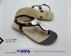 Required distributors/ wholesalers & retailers for Imported Branded Fancy Fashion Ladies Sandals