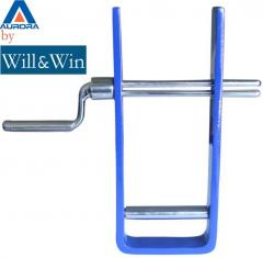 Will&win Metal Mma Boxing Hand Wraps Roller