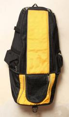 Boxing Fitness Sports Convertable Backpack Cum Duffle Bag