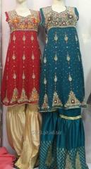 Fancy complete stitched Party dresses at wholesale rate by Sofarahino