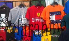 Printed t-shirts for men at wholesale rate by Sofarahino