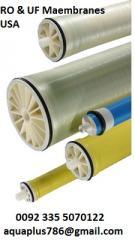 Reverse Osmosis RO Membranes UF Membranes