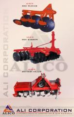 Agriculture Implements, Disc Harrow, Cultivator, Disc Plough