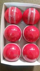 Leather Cricket Balls Alum Tanned