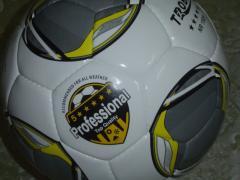 Pre-Match Soccer Ball