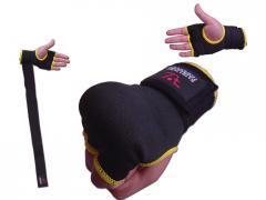 Inner Hand Wraps Gloves Gel Padded