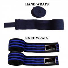 Hand Wraps Bandages - Knee Wraps