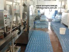Mineral water plant complete setup