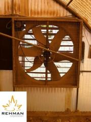 Cooling system for Green houses, Poultry sheds etc
