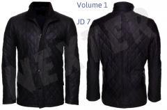 Men Fashion Coat Style Combo Jacket