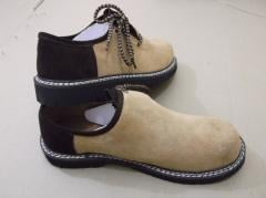 Trachtenschuhe Bavarian Leather shoes