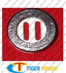 Lederhosen Trachten Buttons plastic