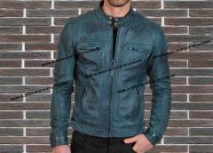 Brand New luxury leather jacket