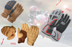 Racing Gloves, Fancy Gloves.
