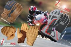 Racing Gloves, Fancy Gloves.