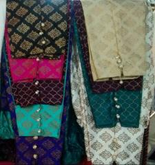 Jamawar trouserss at wholesale rate by Sofarahino