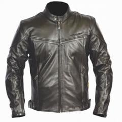 Semi Motorcycle Leather Jacket | Biker Jacket