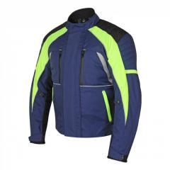 Taxtile jackets