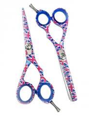 Professional Hair Cutting Scissors Set 5.5