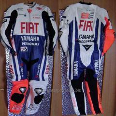 Honda repsol leather racing suit
