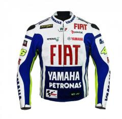 Racing D1 Leather Motorcycle Jacket